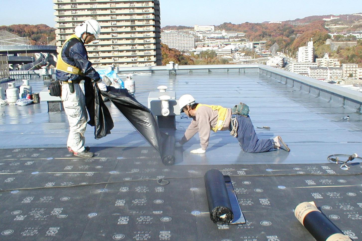 屋上防水01