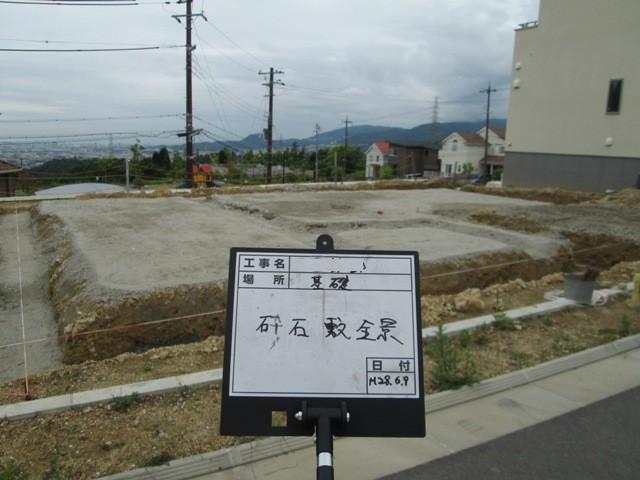 2016.06.09 砕石敷全景①