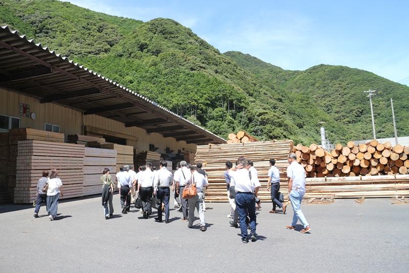 H30研修見学会 (2)