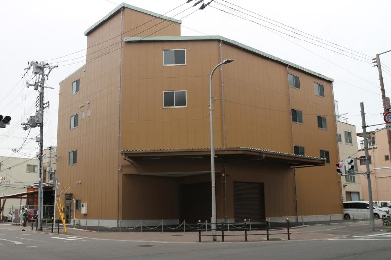 島製作所平野西新倉庫